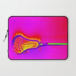 PINK LACROSSE HEAD Laptop Sleeve