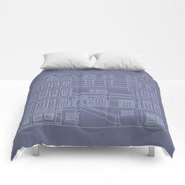 Very Royal - Blueprint Comforters