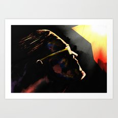 The Hero Lachlan Deserves Art Print