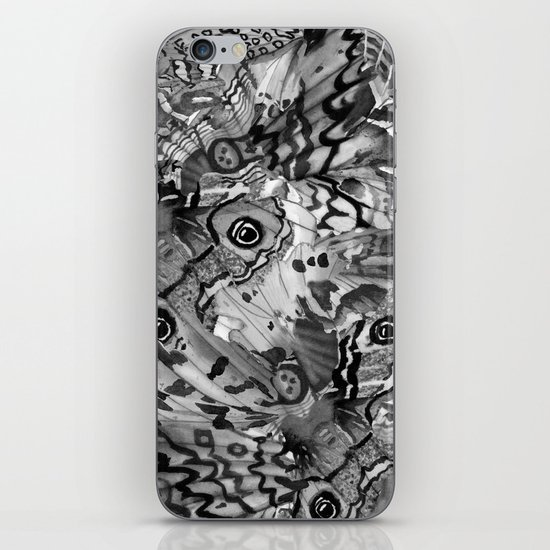 Nightfallen iPhone & iPod Skin
