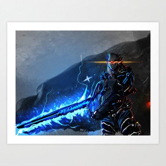 Icebrand Art Print