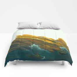 Spanish Seas Comforters