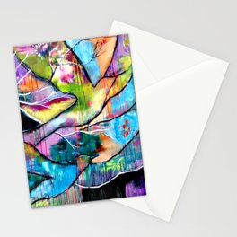 Strange Fruit Stationery Cards