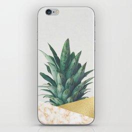 Pineapple Dip VII iPhone Skin