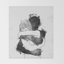 I would keep you forever. Throw Blanket