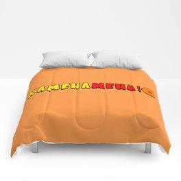 Kamehameha! Comforters
