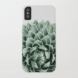Succulent splendour iPhone Case