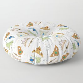 Fit for a Princess Floor Pillow