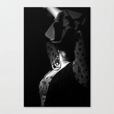 Flamenco Night Canvas Print
