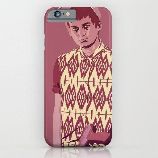 80/90s Jo iPhone & iPod Case