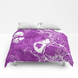 Wonderful Splatter D Comforters