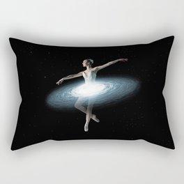 Galactic dancer Rectangular Pillow