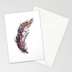 Feather // Illustration Stationery Cards