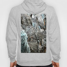 Reed - Blue and White Hoody