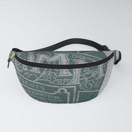 Champagne Affiche Fanny Pack
