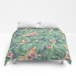 Tropical Boho Design — L Diane Johnson Comforters