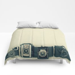 Camera Collection Comforters