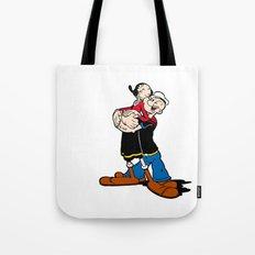 POPEYE Tote Bag