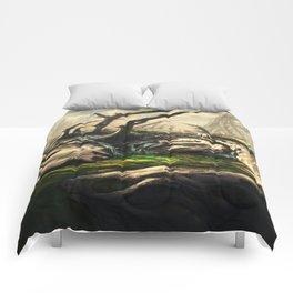 Moon Valley Comforters