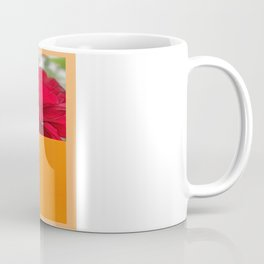 Red Rose Edges Blank Q8F0 Coffee Mug