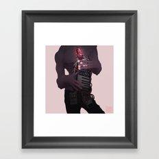 Aug.ment Framed Art Print
