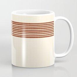 Band in Rust Coffee Mug