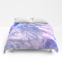 The wrath of a crystal sun Comforters