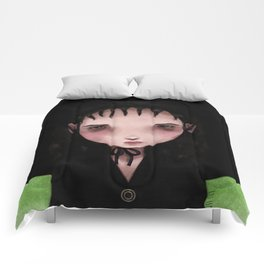 ✟ Strange and unusual ✟ Comforters