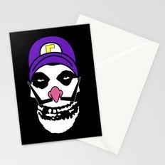 Misfit Waluigi Stationery Cards
