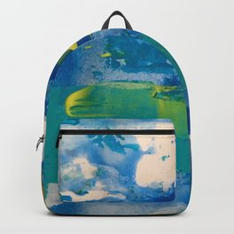 Morning bluesss Backpack