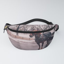 NYC Horse and Carriage Fanny Pack
