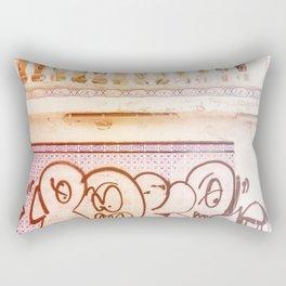 Art & Palms are Everywhere Rectangular Pillow