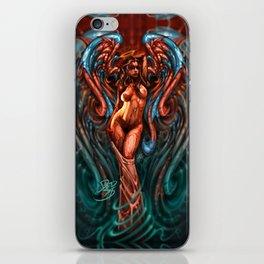 Angel Fire iPhone Skin