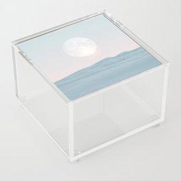 Pastel desert II Acrylic Box