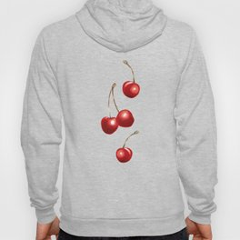 Watercolor Cherries Hoody