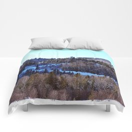 Switchback Trail Comforters