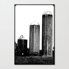 Farm Trio Canvas Print