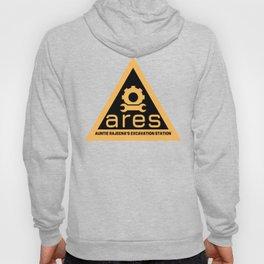 ARES Logo Hoody