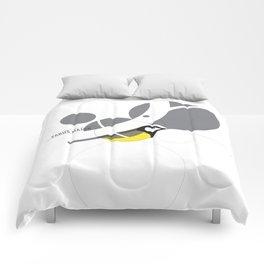 Parus Major Comforters