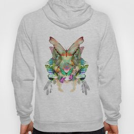 The fate of the butterfly Hoody