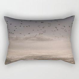 Fly away Rectangular Pillow