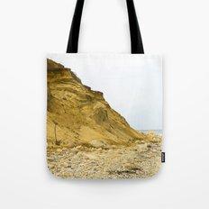 Montauk Beach Sand Dune Tote Bag