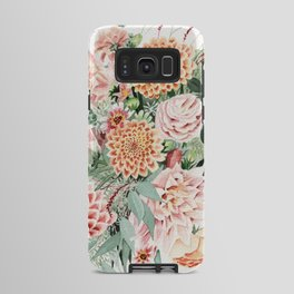 Fall Dahlia Bouquet Android Case