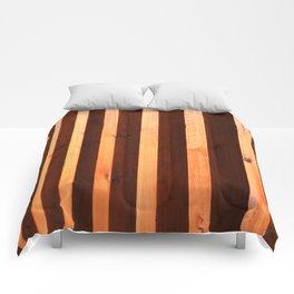 Wooden beams Comforters