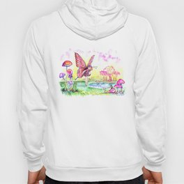 Reflections of a Fairy Hoody
