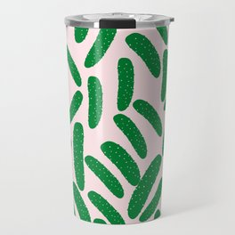 Cute Pickles Travel Mug
