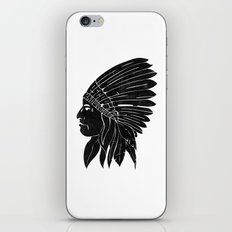 Chief / Black Edition iPhone & iPod Skin