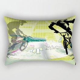 Tailwhip Rectangular Pillow