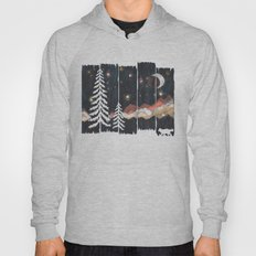 A Starry Night in the Mountains... Hoody