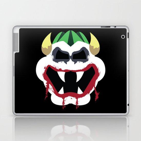 Joke's On You Bowser Laptop & iPad Skin